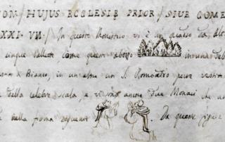 Camaldoli-Diario-Viaggio-Anselmo-Costadoni-1752-1