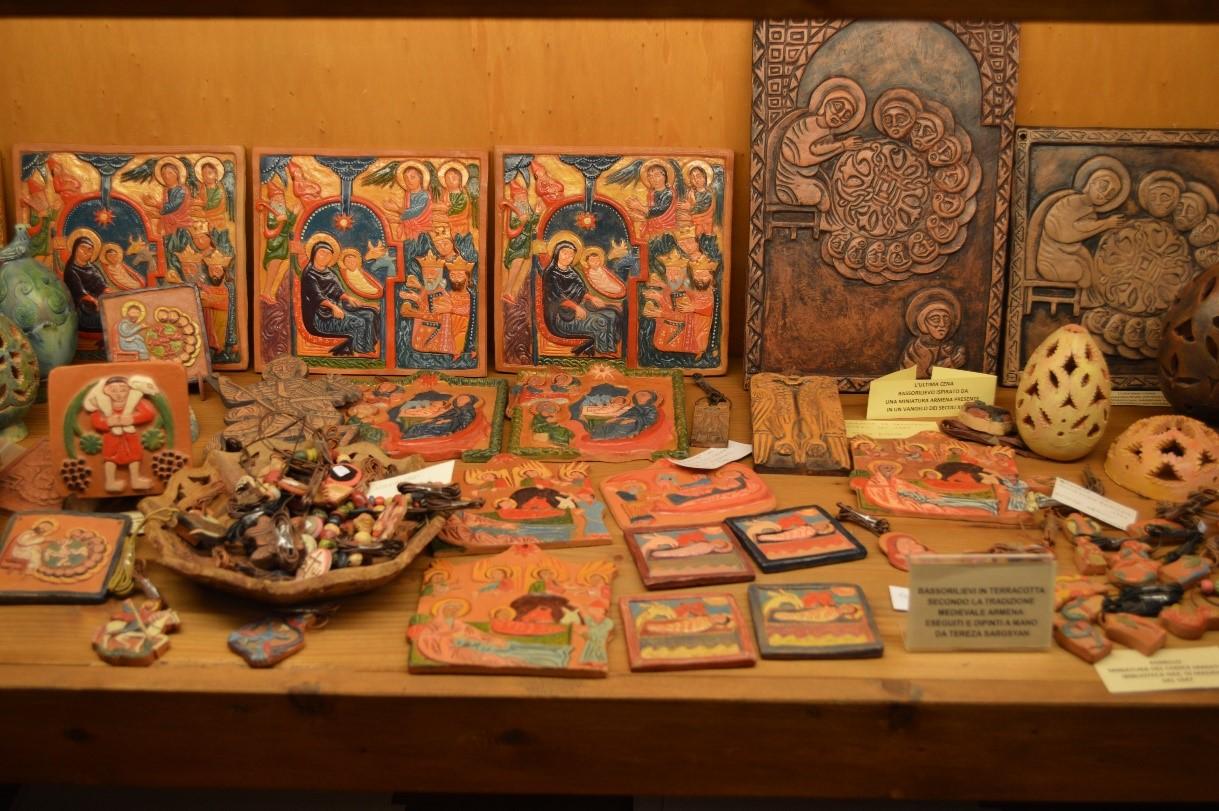 Camaldoli-Ceramiche-Armena