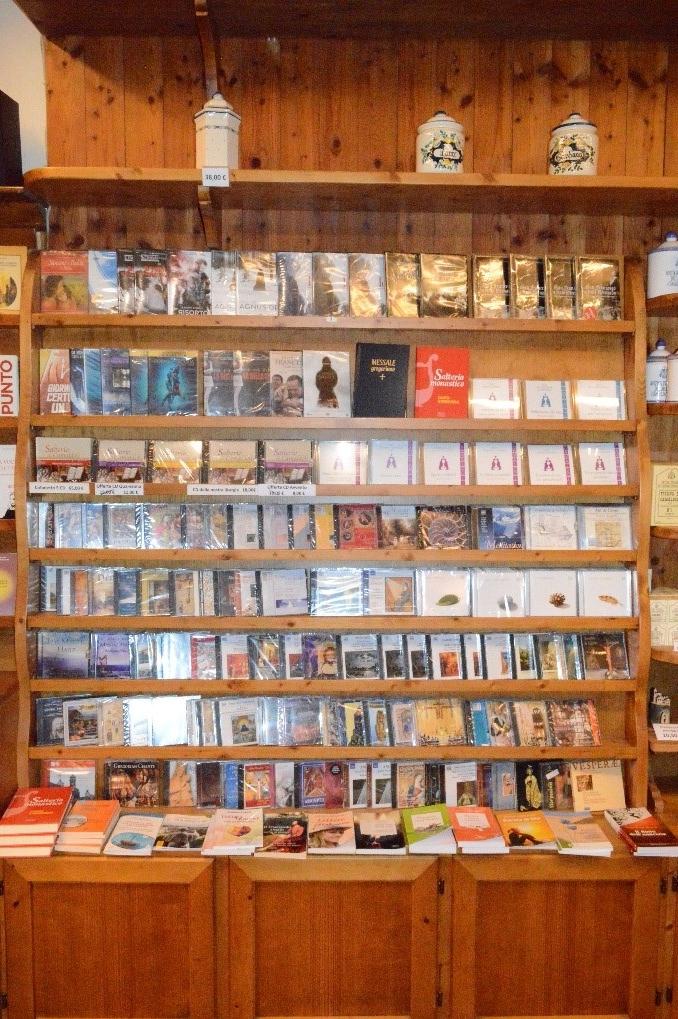 DVD e CD musica sacra