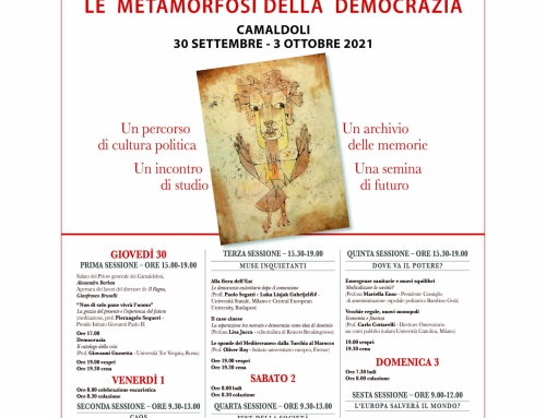 Le metamorfosi della democrazia